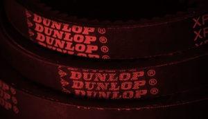 dunlop red fire